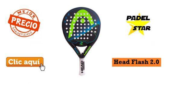 Pala INICIACION Head Flash 2.0 2017