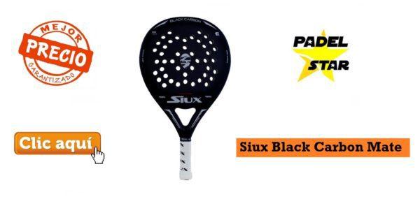 Pala POLIVALENTE Siux Black Carbon Mate