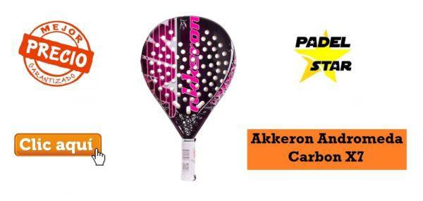 Pala para MUJER Akkeron Andromeda Carbon X7