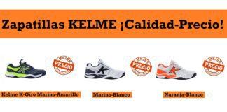 Zapatillas de Padel Baratas KELME