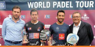 Campeones World Padel Tour Valladolid 2017