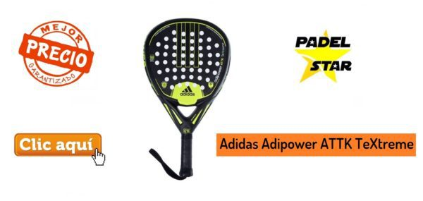 PALA Adidas Adipower ATTK TeXtreme