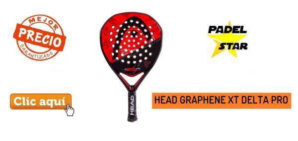 PALA HEAD GRAPHENE XT DELTA PRO