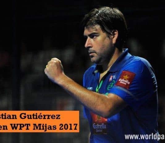 Cristian Gutierrez venve en WPT Mijas 2017