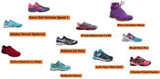 Mejores Zapatillas de Pádel 2017