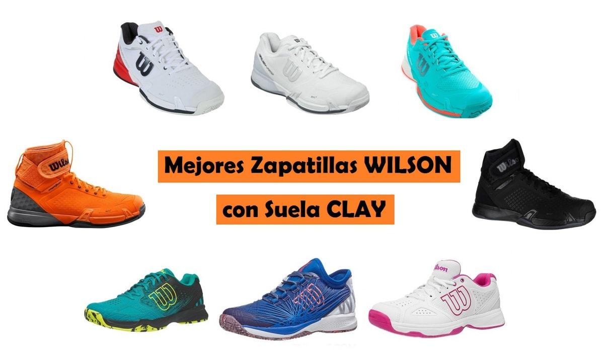 ZAPATILLAS Pádel WILSON ¡Las mejores con Suela CLAY!   PadelStar
