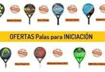 Ofertas Palas Padel INICIACION