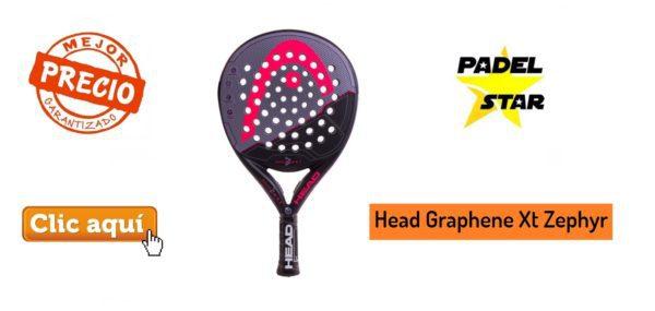 PALA Head Graphene Xt Zephyr