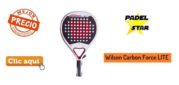 PALA Wilson Carbon Force LITE