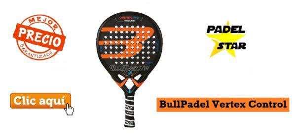 Pala BULLPADEL Vertex Control