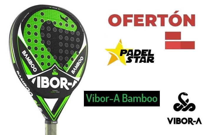 23a69495 Análisis: Pala Vibor-a BAMBOO Liquid ¡Máximo CONTROL! | PadelStar