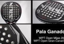 Pala World Padel Tour SIUX PEGASUS