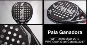 Pala World Padel Tour SIUX PEGASUS