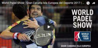 Mejores Puntos World Padel Tour Canaria 2017