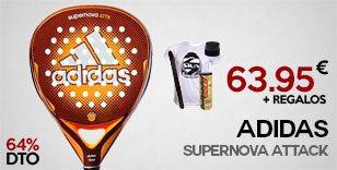 Oferta Pala Adidas supernova-attack