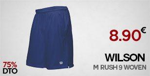 Oferta Pantalon Padel Wilson