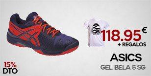 Oferta Zapatillas Padel asics-gel-bela-5-sg