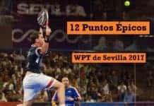 12 Mejores Puntos Padel Sevilla 2017
