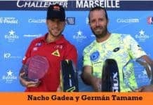 Campeones World Padel Tour Marsella 2017