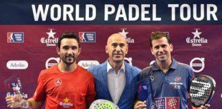 Campeones World Padel Tour SEVILLA 2017