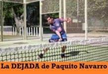 La dejada de Paquito Navarro