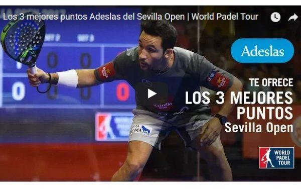 Mejores Puntos World Padel Tour Sevilla 2017