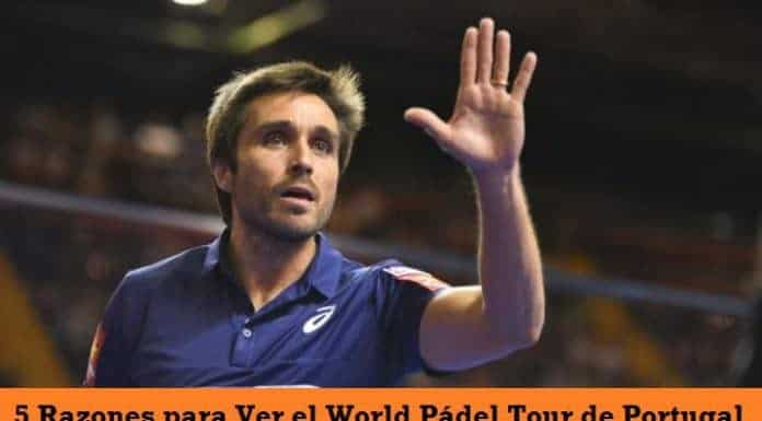 Ver World Padel Tour Portugal 2017
