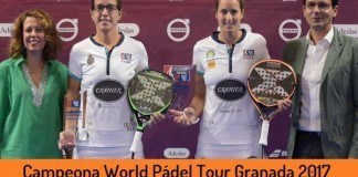 Campeonas World Padel Tour Granda 2017