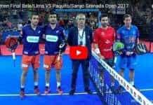 Campeones World Padel Tour Granada