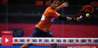 Cuartos Final World Padel Tour Zaragoza en Directo