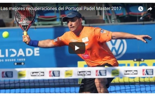Mejores Videos Portugal padel 2017