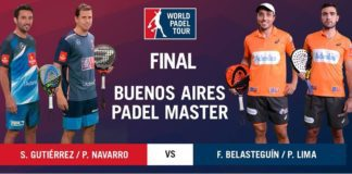 FINAL World Padel Tour ARGENTINA 2017