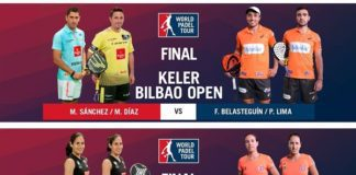 Final World Padel Tour Bilbao 2017