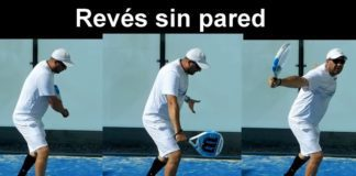 Golpe REVES sin pared