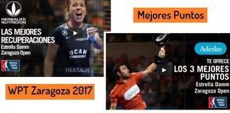 Mejores Puntos World Padel Tour Zaragoza