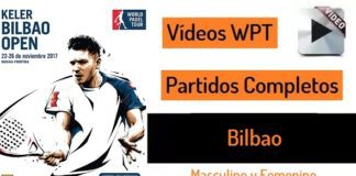 Partidos Padel Completos Bilbao