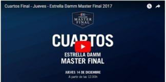 Cuartos de Final Master Padel en Directo
