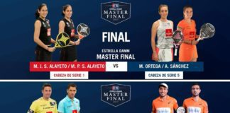 Final Master World Padel Tour