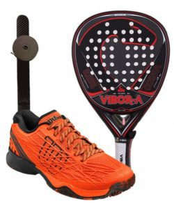 OFERTA PACK VIBORA KING COBRA LIQUID Y ZAPATILLAS WILSON KAOS