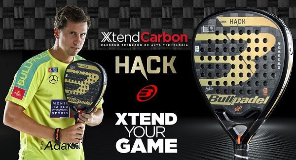 OFERTA Pala BullPadel HACK