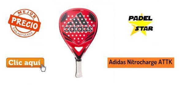 Oferta Adidas Nitrocharge ATTK