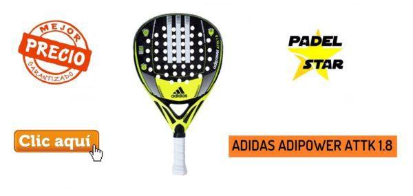 Oferta Pala ADIDAS ADIPOWER ATTK 1.8
