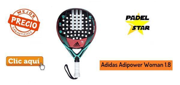 Oferta Pala Adidas Adipower Woman 1.8