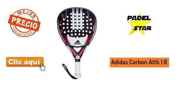 Oferta Pala Adidas Carbon Attk 1.8
