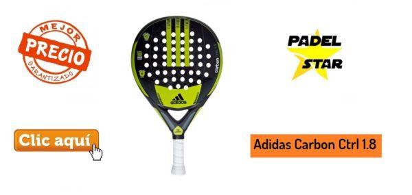Oferta Pala Adidas Carbon Ctrl 1.8