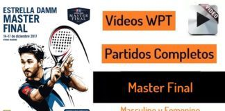 Partidos Padel Completos Master World Padel Tour
