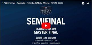 Semifinales Master World Padel Tour DIRECTO