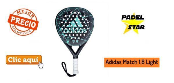 Oferta Adidas Match 1.8 Light