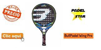 Pala BullPadel WING PRO
