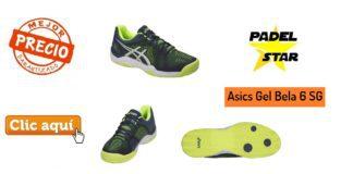Zapatillas Asics Gel Bela 6 SG